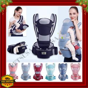 0-48M-Ergonomic-Baby-Carrier-Infant-Bag-Hipseat-Carrier-Front-Facing-Kangaroo