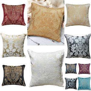 Sofa-Hogar-Decoracion-Jacquard-Floral-relleno-amortiguador-cubre-18-034-X-18-034-Almohadillas-Cojin