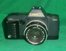 VTG CANON T70 35mm CAMERA DUAL METER SYSTEM FL 50mm LENS 1:1.8 151046 188A FLASH