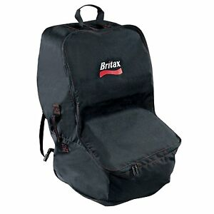 4a1a747009ce Image is loading Britax-Car-Seat-Travel-Bag-Black-New-S844700