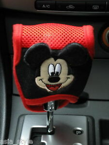 Mickey Mouse Disney Car Accessory #B: Automatic Shift Knob Gear ...