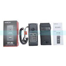 Godox Flash External Battery Pack For Canon 550EX 580EX II 550EX 600EX Speedlite
