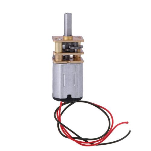 Industrial Automation & Motion Controls 1*Mini Micro N20 Gear ...