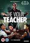 The Violin Teacher DVD 5055201833723 Lázaro Ramos Kaique Jesus Elzio Viei.