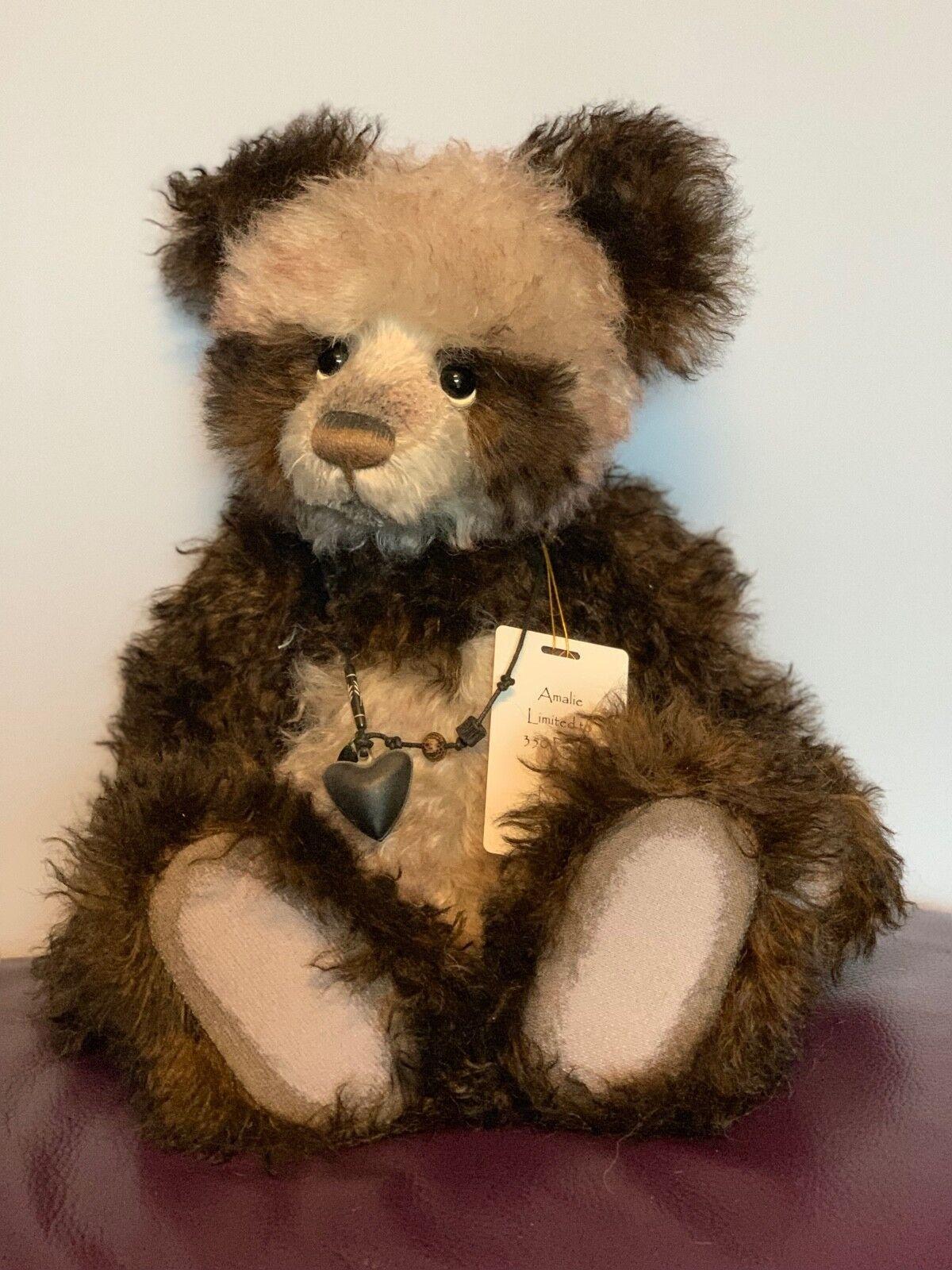 Charlie Bears Amalia basso numero 3 di 350 17