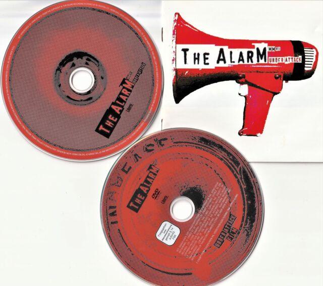 The Alarm - Under Attack (CD & DVD) (2006)