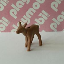 Playmobil Baby Whitetail Deer Fawn Medieval Forest Dollhouse Park 4095 3692 3006