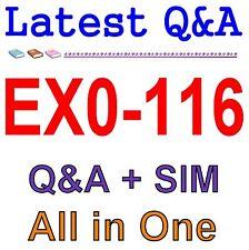 EXIN Cloud Computing Foundation CLOUDF EX0-116 Exam Q&A PDF+SIM