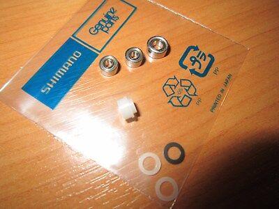 Shimano Twinpower Worm Shaft Slider Ball Bearing Adoption Set 3x6x2,5 2x5x2,5 mm