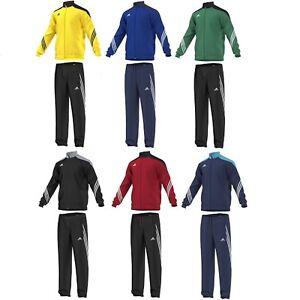 Adidas-Boys-Tracksuit-Kids-Full-Zip-Junior-Football-Training-Tracksuits-Running