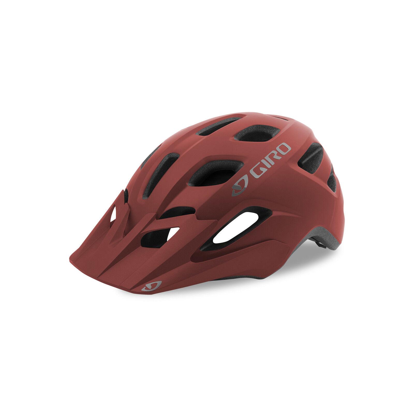 Giro fixture Bicicletta Casco Tg. 5461cm ROSSO 2019