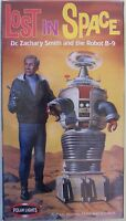 Rare Polar Lights Sealed , Vintage 1999 Lost In Space Dr.smith & Robot B-9