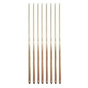 Valley-Billiards-House-Bar-Pool-Table-Cue-Sticks-Set-of-8