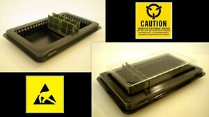 Computer RAM Memory Case Tray fits PC Server /& Laptop MOdules Lot 5 10 20 45 New