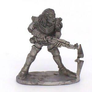 Elfo-Oscuro-Bare-testa-con-croce-Warhammer-Fantasy-Esercito-28-MM-non-dipinti-Wargames