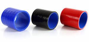 Manicotto tubo silicone da 38 40  51 54 60 63 70 76 per giunzione collegamento