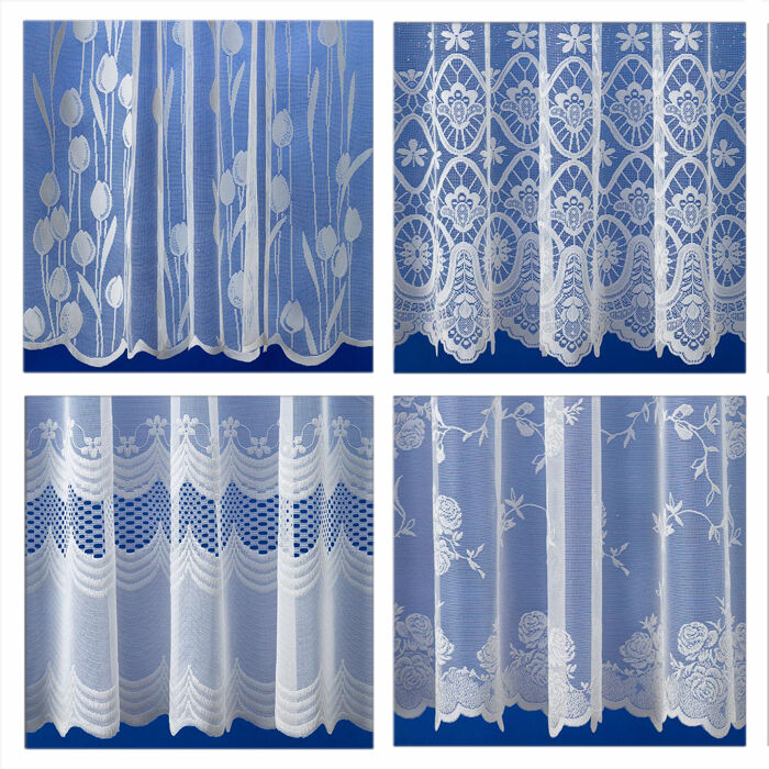 Best Best Best Selling Net Curtain Whole Rolls - Floral Designs e3e446