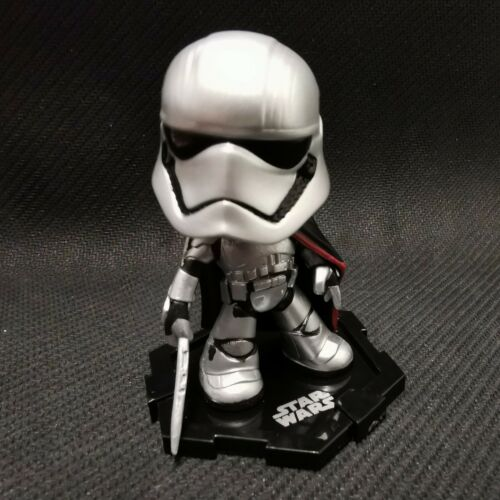 Funko Pop Vinyle Star Wars The Last Jedi capitaine Phasma Mystery Minis Bobble-Head