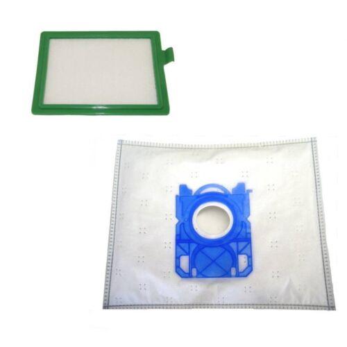 1 FILTRI MOTORE ADATTO PER AEG-Electrolux Oxygen 20-40-60 Sacchetto per aspirapolvere