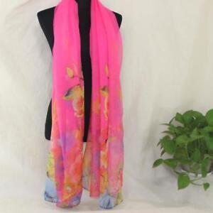 AIP-Vintage-Elegant-Wrap-Silk-Chiffon-Butterfly-Scarf-Printed-Long-Shawl13