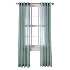 Good Image Is Loading Threshold Linen Grommet Sheer Curtain Panel