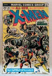 Uncanny-X-Men-96-GD-2-5-1st-Appearance-Moira-McTaggert-Wolverine