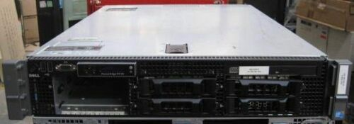 Dell PowerEdge R710 6 Bay Server Dual Xeon Quad Core X5570 CPU@ 2.93GHz 4GB RAM