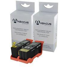 Set of 2 Ink Cartridges Black/Color for Dell All-In-One V515w V313w V313 Printer