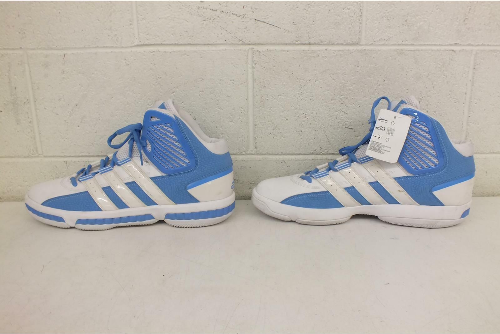 adidas misterfly white - powder blue - basketball - white schuhe und 17 / 3 neuen look 8d5995