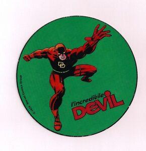 DEVIL CORNO CLUB DEI SUPEREROI1970 figura A verde - Italia - DEVIL CORNO CLUB DEI SUPEREROI1970 figura A verde - Italia
