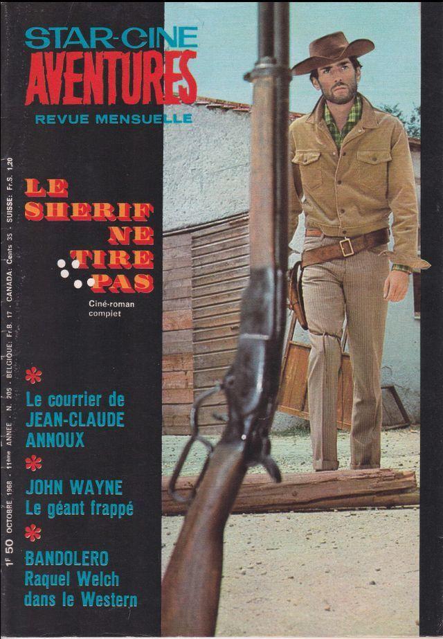 Le shérif ne tire pas . Lo sceriffo che non spara . 1965 . Jose-Luis Monter et Renato Polselli S-l1600