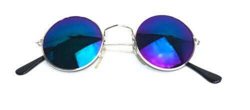 Kids Round Mirror Lens Sunglasses Children Boys Girls Fashion Circle UV 400 Gift