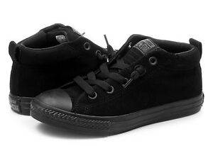 Converse CHUCK TAYLOR ALL STAR STREET Trainers black