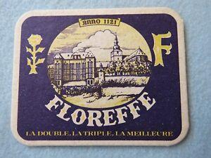Bière Dessous De Verre ~ ~ Brassière Lefebvre Floreffe La Double ~ Sdmnqawm-07214402-349557001