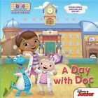 Doc McStuffins a Day with Doc by Disney Book Group (Hardback, 2016)