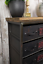Industrial-Side-Cabinet-Small-Vintage-Sideboard-Storage-Drawer-Unit-Rustic-Metal thumbnail 3