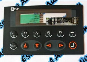 NEW For Beijer / Mitsubishi E100 HMI Replacement Front Panel Membrane keypad