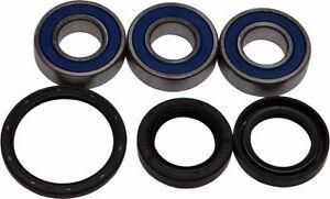 NEW-ALL-BALLS-Rear-Wheel-Bearing-amp-Seal-Kit-CR125-250-83-86-CR500-84-86