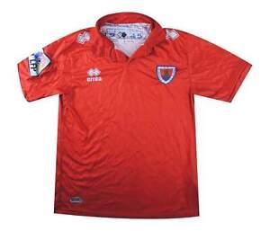 Soria 2010-11 Authentic Home Shirt (eccellente) S Soccer Jersey