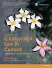 Employment Law in Context: An Introduction for HR Professionals by Brian Willey (Paperback, 2012)