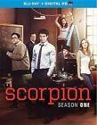Scorpion Season 1 5 Disc Blu-ray