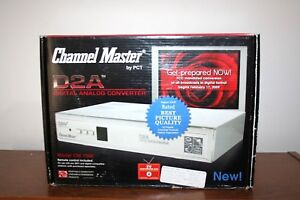 Channel master cm-7000pal user manual.