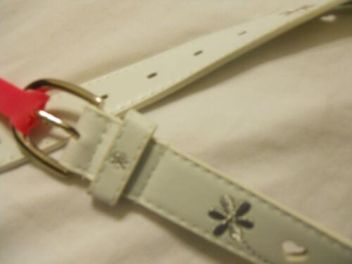 Girl Belts S//M M//L Kids