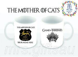 Image Is Loading Game Of Thrones Personalised Mug Gift Ideas Birthday