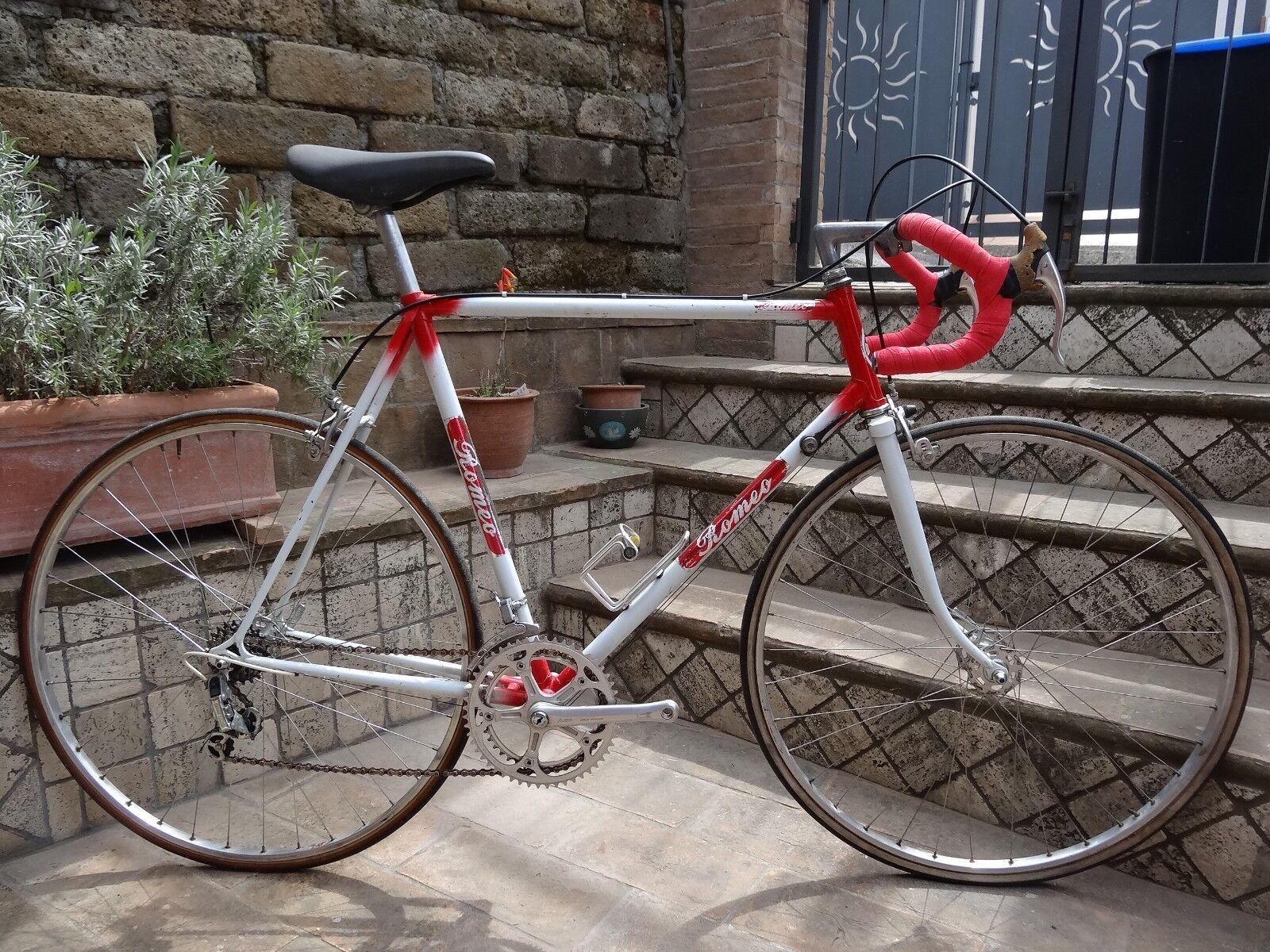 Vintage  Romeo road racing bike L'Eroica  shop online today