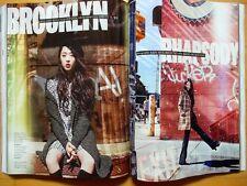 F(X) Sulli/Cuttings 8p--Magazine Clippings/Elle korea/November 2015