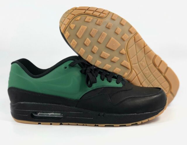 Nike Air Max 1 VT QS Mens Size 10 Gorge Green Black Gum 831113 300 Retail