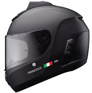 4-adesivi-CASCO-MOTO-NOME-PERSONALIZZATO-BANDIERA-ITALY-GRUPPO-SANGUIGNO-RH