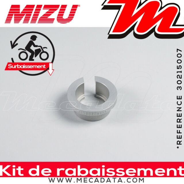 Kit de Rabaissement Yamaha MT-03 (RH07) 2016 Mizu - 25 mm