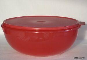 New-Tupperware-Fix-n-Mix-Bowl-26-cup-Raspberry-Pink